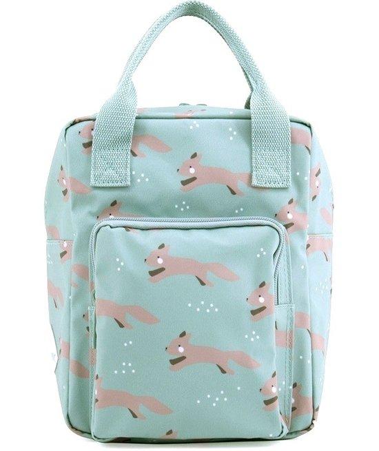 Genoeg Eef Lillemor Backpack Fox Mint - Villa Uk #OL09